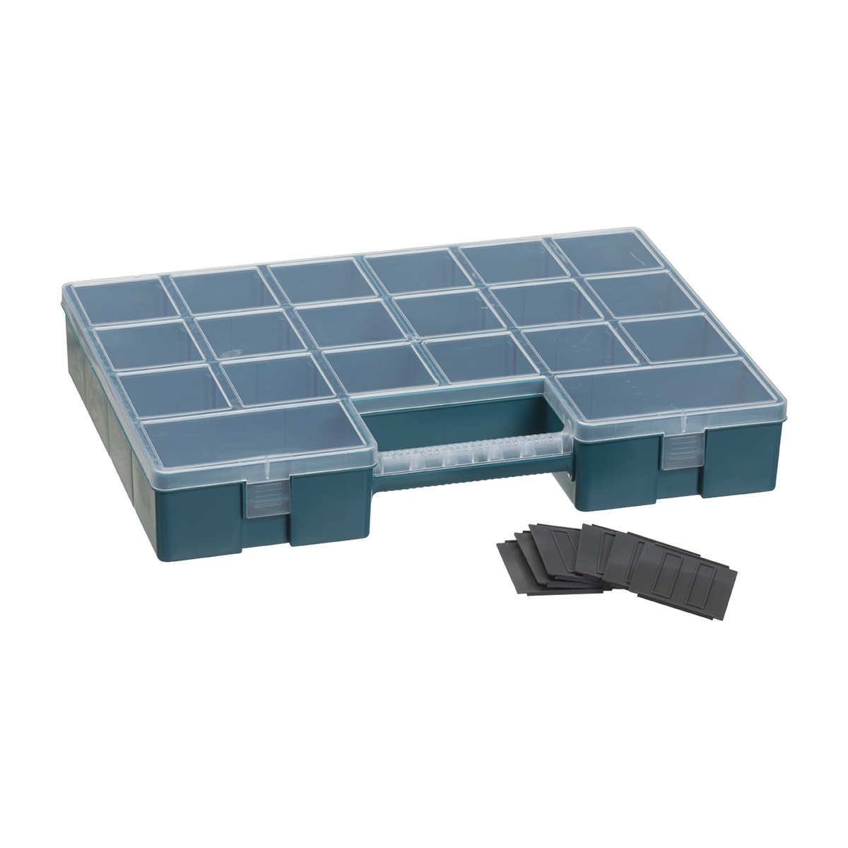 Luxor, Hobby Box w/12 inserts - Plast Team