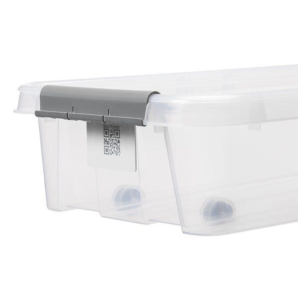 Probox Bedroller QR tag