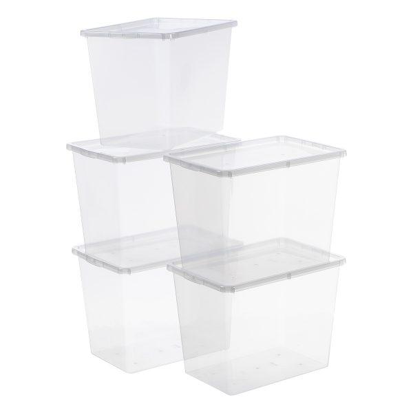 5989 Basic Box 80 L 5er Set