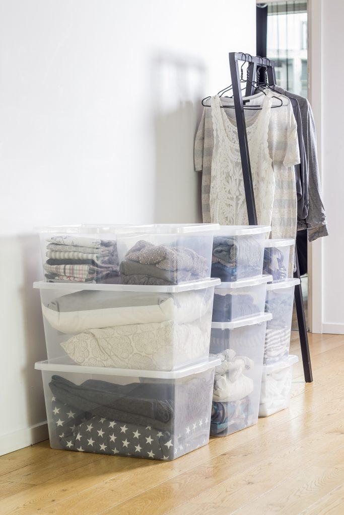 Wardrobe Storage Basic Box
