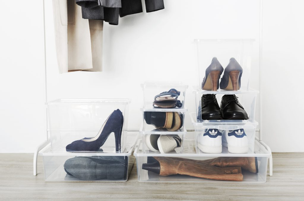 Shoe Storage Ideas Plast Team