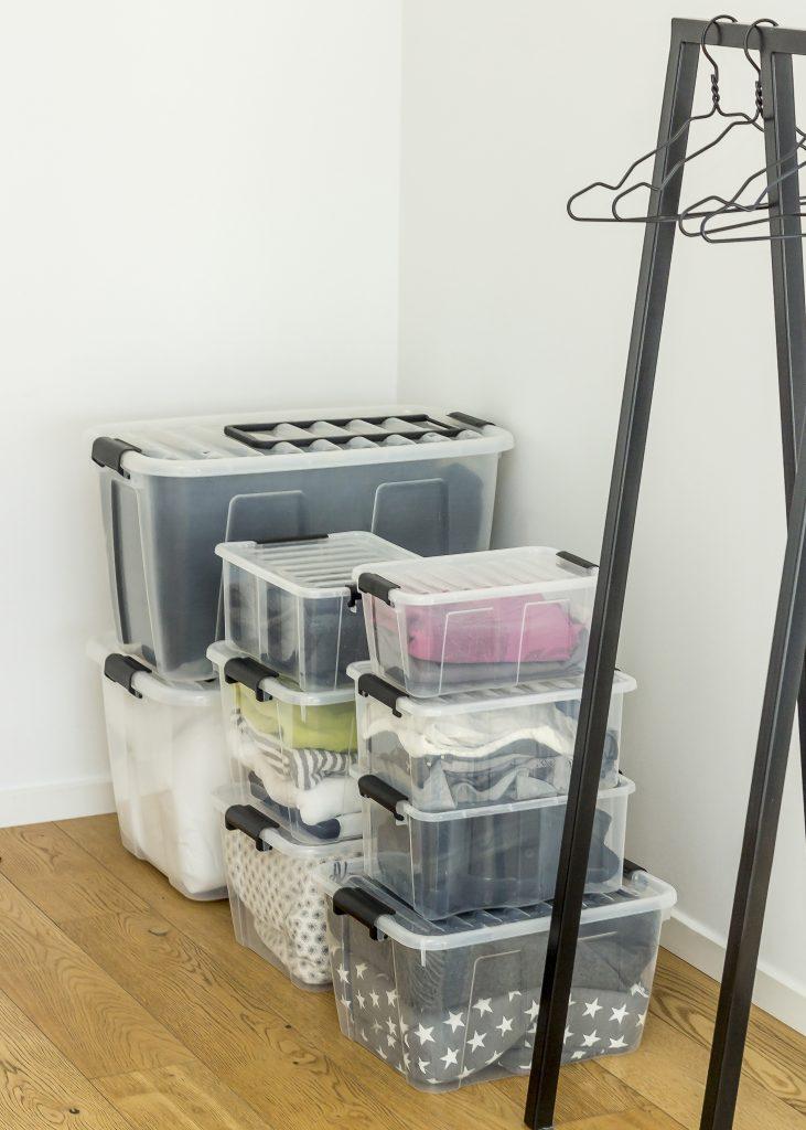 Wardrobe Storage Home Box